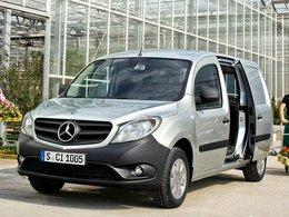 Mercedes vend plusieurs centaines de Citan sur vente-privee.com