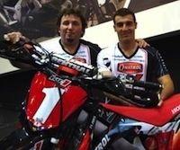 Supermotard 2013: Ludovic Lucquin (team Luc1) nous parle du nouveau format du championnat de France et de sa présence au Mondial (interview)