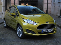 Ford augmente la production de la Fiesta