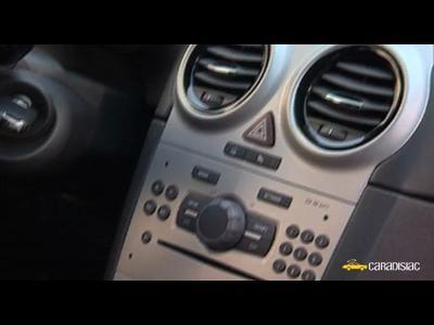Opel Corsa GSi : entremet