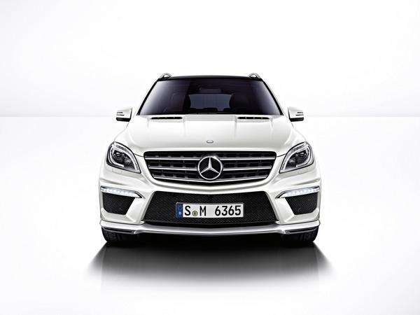 Le Mercedes MLC dévoilé à New York sous la forme d'un concept ?