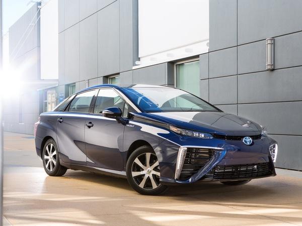 Toyota : une famille de véhicules hydrogènes à venir ?