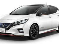 Nouvelle Nissan Leaf : une version Nismo
