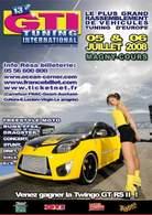 GTi International 2009 : Magny-Cours c'est terminé !