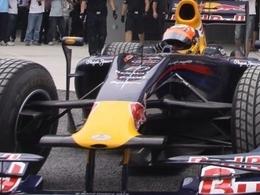 Red Bull a roulé en Corée du Sud