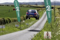 Jim Clark rallye 2007: Un subariste volant