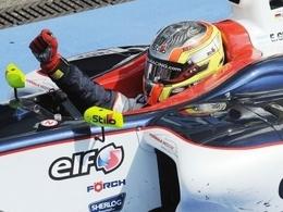 Esteban Guerrieri, des envies de F1
