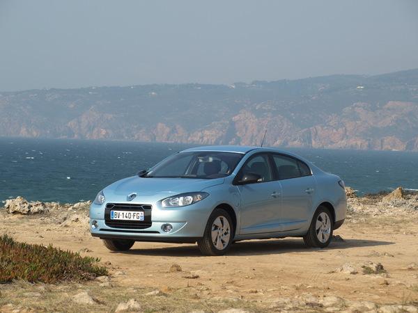 Chine : la Renault Fluence ZE labellisée Dongfeng est bientôt prête