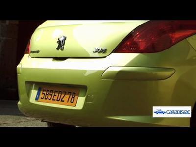 Video Peugeot 308