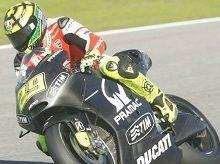 Moto GP - Ducati: Andrea Iannone aura le même soutien que la Juve
