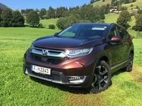 Prise en mains vidéo - Honda CR-V (2018) : de 5 à 7