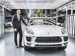 Oliver Blume prend la tête de Porsche