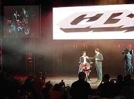 Honda: Le Champion du Monde présente la CBR 600 RR 2007
