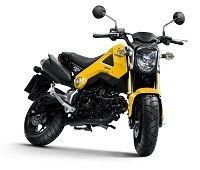 Actualité moto - Honda MSX125: Tueuse de Duke !