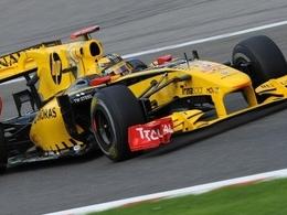 Kubica comme à domicile à Monza