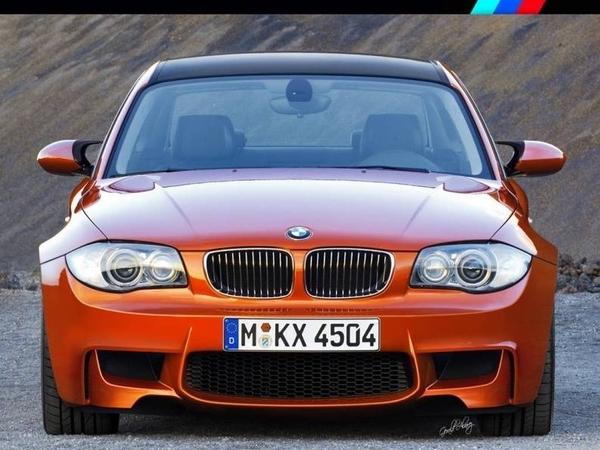 BMW Serie 1 M : comme ça ?