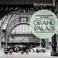 De nombreuses motos à la vente aux enchères Bonhams au Grand Palais début février.