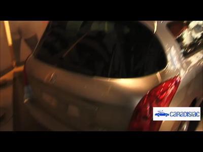 Salon de Francfort 2007 : la Peugeot 308 SW ou presque