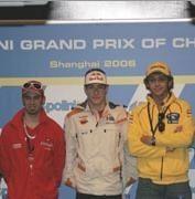 Moto GP Estoril: L'heure approche