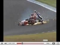 Superbike 2010 : Compilation des plus beaux crashs [vidéo]