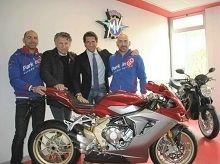 Supersport - MV Agusta: L'objectif est de faire aussi bien que Ducati en Superbike !
