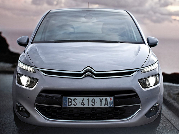 Future Citroën C4: structurante