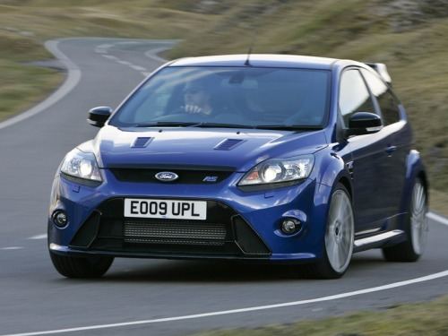 Ford Focus RS : 2400 déjà vendues et 6 mois d'attente