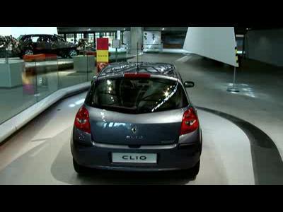 Renault Clio 3 : première présentation