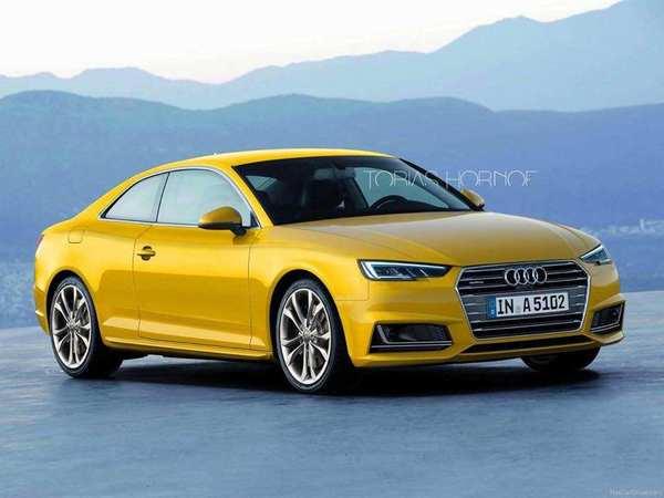 Futures Audi : l'A5 en coupé et Sportback pour 2016 comme l'A4 Allroad puis en cabriolet l'année suivante