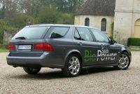 Saab 9-3 et 9-5 : le Superéthanol, le Super-Héros de l'écologie !