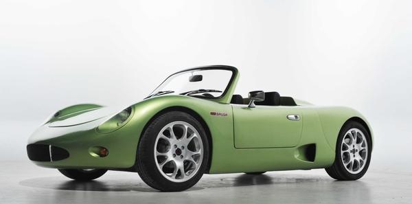 Brusa Spyder : suisse, rétro, électrique et prototype