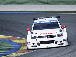 Citroën et Loeb lancent leur campagne en WTTC (vidéo)