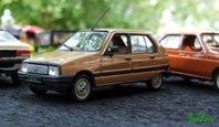 Miniature : 1/43ème - Citroën Visa II