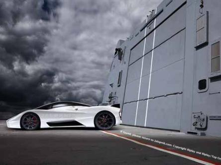 Nouvelle SSC Ultimate Aero II: 1350 ch, + de 440 km/h! Le match avec la Veyron est lancé!
