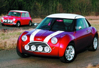 Back to the future: Mini ACV 30 Concept