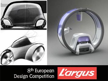 """Design : 8eme Concours européen de l'Argus """"Less is more"""""""