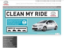 Toyota Belgique veut offrir une Auris hybride au propriétaire de la voiture Diesel la plus polluante de Belgique !