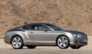 Bentley lance un label officiel d'occasion