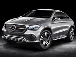 Pékin 2014 - Mercedes Concept Coupe SUV: voici le futur MLC