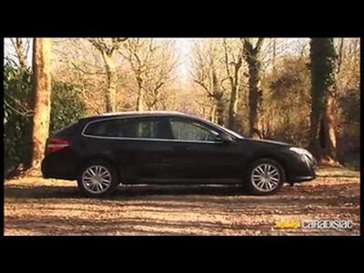 Renault Laguna 3 Estate : break sur le look