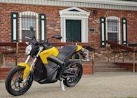 Nouveauté Zero Motorcycles 2015 : la gamme monte en puissance