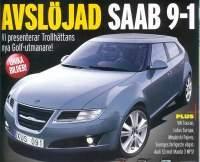 Salon de Londres : future Saab 9-1 Concept ?
