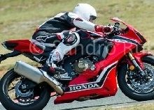 Nouveauté - Honda : les premières photos de la nouvelle CBRR font peur