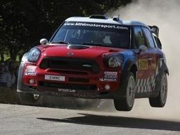 Mini rejoint déjà les grands du WRC