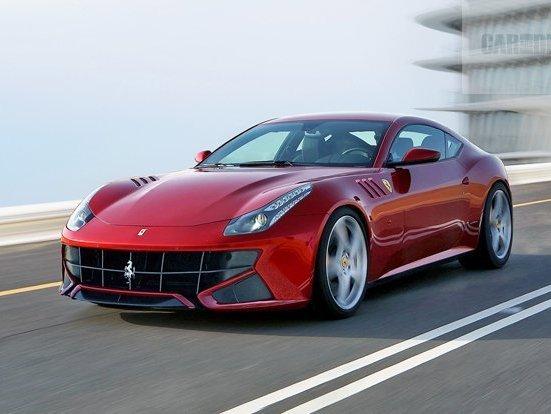Ferrari FF: un coupé d'ici 2015