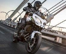 Nouveauté - Kawasaki: la Versys 650 en vidéo et plus encore