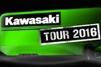 Kawasaki Tour: du 23 au 25 septembre à Paris