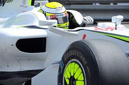 F1 Monaco : le poids des monoplaces. Button pas le plus léger