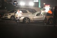 Future Mercedes Classe SL Phase 3 : shootée à Dubaï