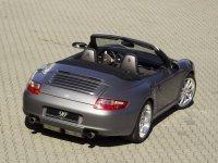 Porsche 911 Cabriolet TwinTurbo by 9ff